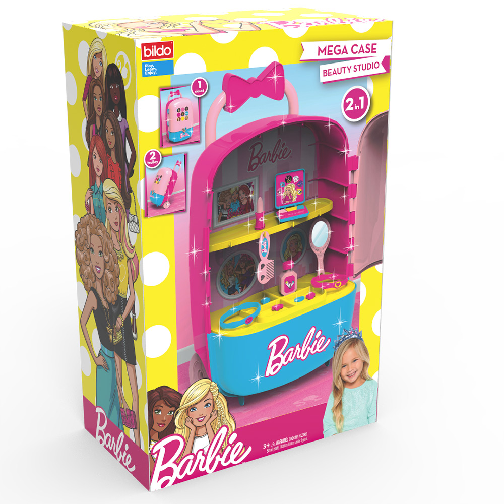 Bildo Barbie Studio Lepote Kofer