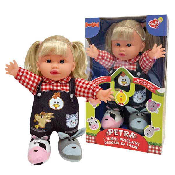 Lutka Petra Pertini