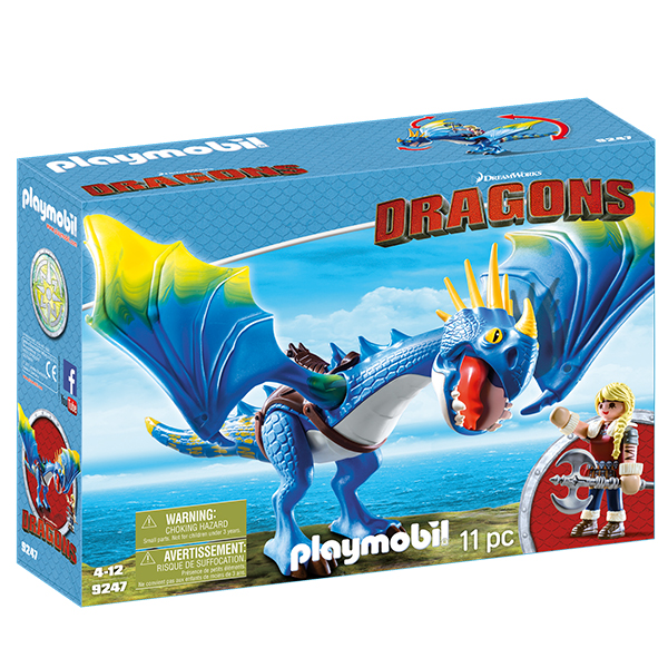 Playmobil Dragons: Astrid i zmaj